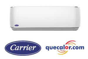 Minisplit Inverter WiFi  CARRIER Elite 1.5 TR, 20.8 SEER, Frio Y Calefaccion 53ELQ183A , Voltaje 220 Volts. Smart Comfort AC