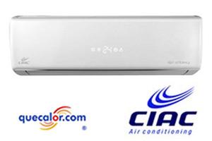 Minisplit Hi-Wall CIAC FIX De Carrier, R410a,  Eficiencia Estandar, 1 TR, Solo Frio, 110/1/60 , Modelo 53FXC121B
