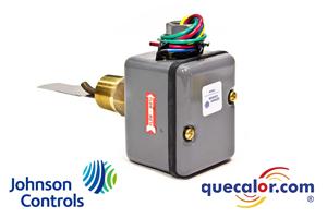 Switch De Flujo De Agua F61MB-1C Johnson Controls NEMA 3R.