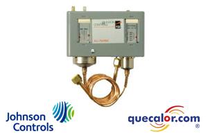 Control De Alta Y Baja Presion P70MA-1C, PENN By Johnson Controls, Para Amoniaco; 20