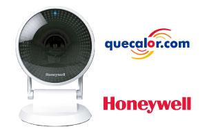 Cámara De Seguridad WiFi Lyric C2 Honeywell  Modelo: CHC8480W1013 /U, Para Interiores