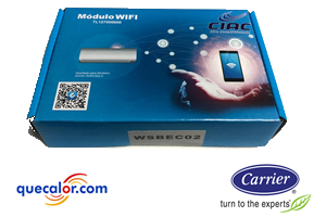 Smart Kit USB WSBEC02 TL127000600 Para Controlar Con WiFi Minisplits CIAC Inverter Modelos 53VSX-A Solo Frio Y 53VSQ-A Frio/calor