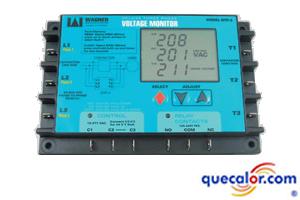 Monitor De Energia Y Protector De Fase Wagner DTP-3