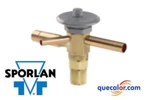 VALVULA DE EXPANSION SPORLAN R410a 12.5 TONELADAS ERZE-12-1/2-GA