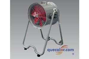 Ventilador Industrial Portatil PBB-400, 127 V,  1/8 HP, Diametro: 400 Mm, Marca:Soler & Palau, Codigo:5PBB400