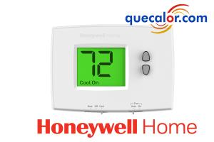 Termostato Electronico E1 PRO, No Progamable, 1 Calor/ 1 Frio, Posiciones: HEAT-OFF-COOL, Marca Honeywell, Modelo: TH1110E1000/U