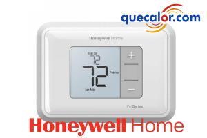 Termostato Electronico No-Programable 1 Frio / 1 Calor, Marca Honeywell TH3110U2008/U